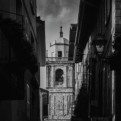 Photograph - Church San Giacomo, Bellagio by Alexandre Rotenberg
