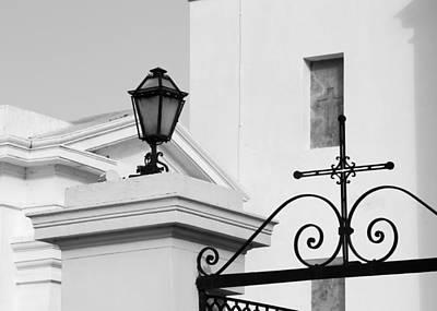 Photograph - Church by Silvia Bruno