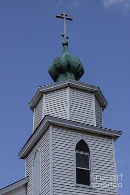 Photograph - Church Steeple by Roberta Byram