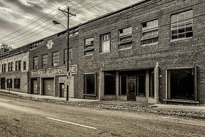 Photograph - Church Street Better Times by Tim Wilson
