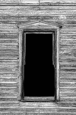 Photograph - Church Window #2 by Adam Reinhart