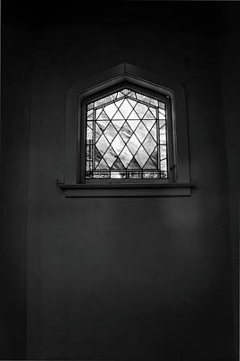 Photograph - Church Window by Kip Krause