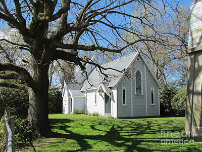 Photograph - Church.building by Joyce Woodhouse