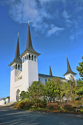 Photograph - Churches Of Iceland # 20 by Allen Beatty