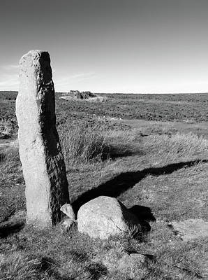 Megalith Photograph - Churn Milk Joan  by Philip Openshaw