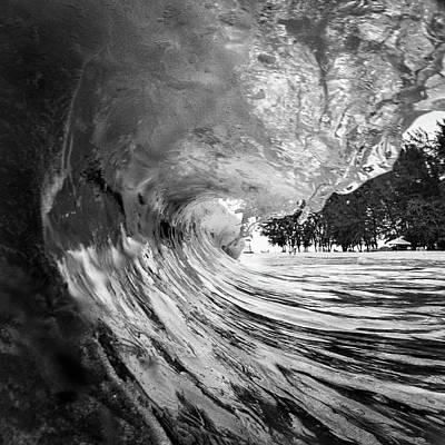 Photograph - Churner by Andre Donawa