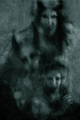 Beast Wall Art - Digital Art - Ciaofi by Cambion Art