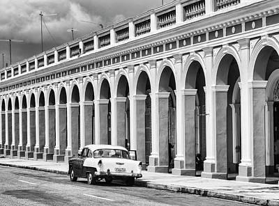 Photograph - Cienfuegos, Cuba by Lou Novick