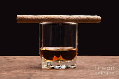Photograph - Cigar #8176 by Andrey Godyaykin