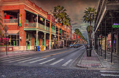 Photograph - Cigar City by Hanny Heim