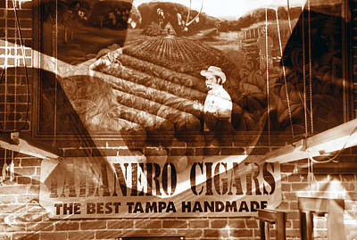 Photograph - Cigars 3 by David Lee Thompson