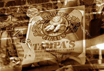 Photograph - Cigars 7 by David Lee Thompson