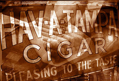 Photograph - Cigars by David Lee Thompson