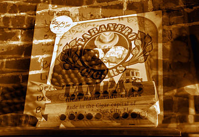 Photograph - Cigars2 by David Lee Thompson