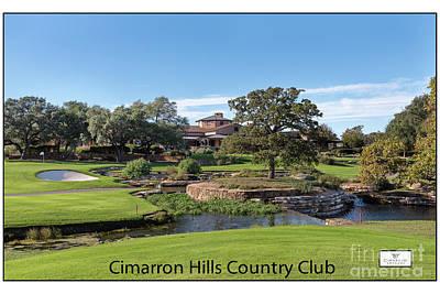 Cimarron Hills Art Print