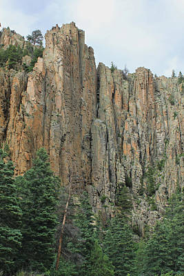 Photograph - 2d14255-cimarron Palisades 3  by Ed  Cooper Photography