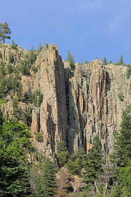 Photograph - 2d14258-cimarron Palisades 6  by Ed  Cooper Photography