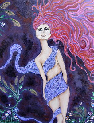 Cimmerian Art Print by Samantha Kulchar