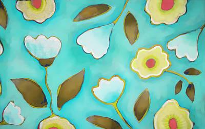 Painting - Cina by Elaine Jackson