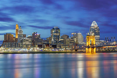Photograph - Cincinnati, Ohio by Scott Meyer