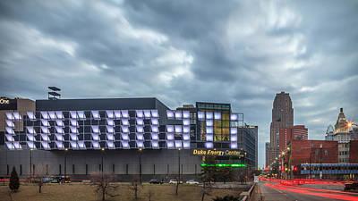 Photograph - Cincinnati Signs by Keith Allen