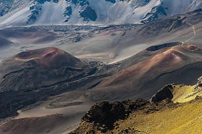 Photograph - Cinder Cones by Robert Potts