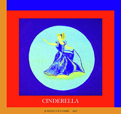 Painting - Cinderella by Joseph Coulombe