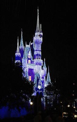 Cinderella's Castle 2 Art Print