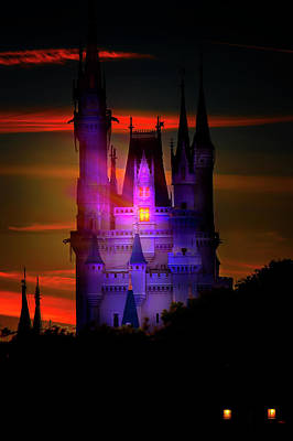 Photograph - Cinderella's Sunset by Mark Andrew Thomas