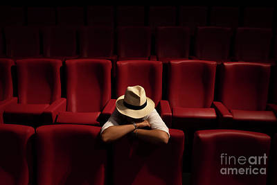 Photograph - Cinema by Mats Silvan