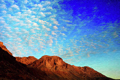 Photograph - Cinnamon Ridge # 1 by Ed Hall