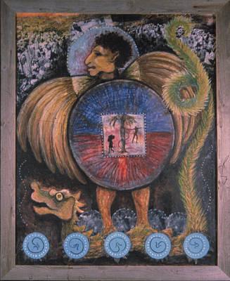Cinq Jours Malheureux Original by Barbara Nesin