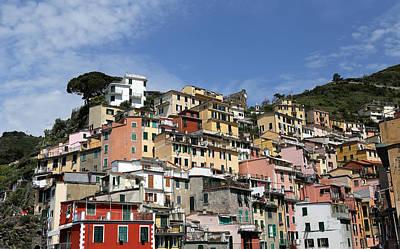 Photograph - Cinque Terre 2 by Andrew Fare