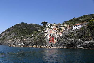 Photograph - Cinque Terre 3 by Andrew Fare