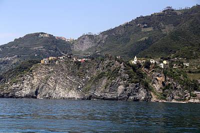 Photograph - Cinque Terre 4 by Andrew Fare