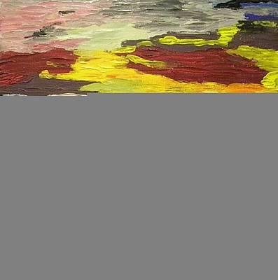 Pictori Romani Contemporani Painting - Cinque Terre by Carmen Kolcsar