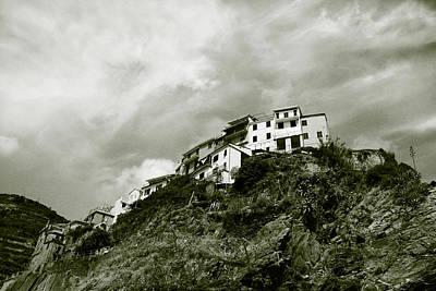 Photograph - Cinque Terre by Joseph Westrupp