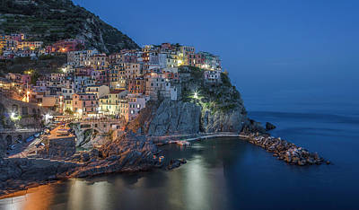 Photograph - Cinque Terre - Manarola by John McGraw