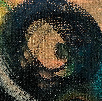 Circgurl Art Print by Jorge Delara