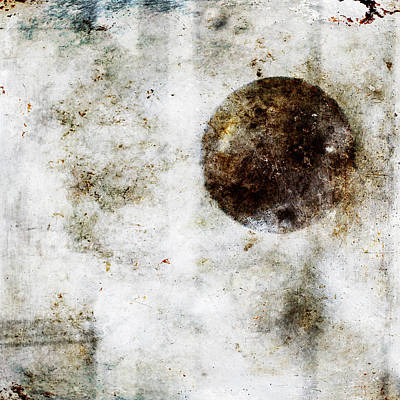 Circle In A Square Art Print by Skip Nall