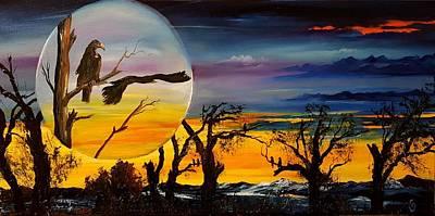 Painting - Circle Of Life       9 by Cheryl Nancy Ann Gordon