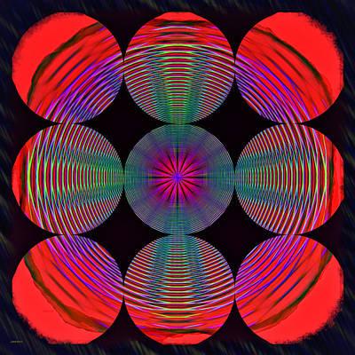 Photograph - Circles And Circles by John M Bailey