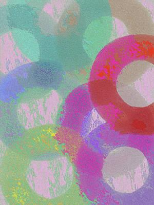 Circles Original by Bill Owen