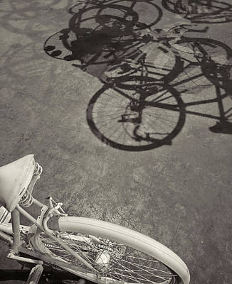 Photograph - Circles Of Cycles by JAMART Photography