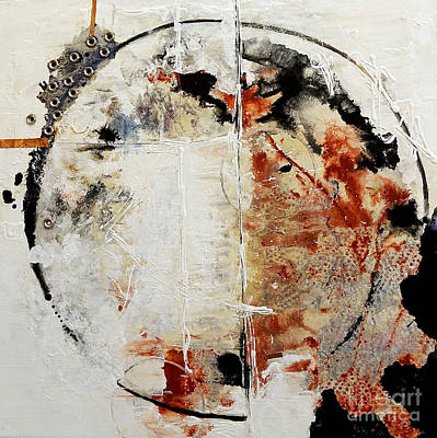 Painting - Circles Of War by Gallery Messina