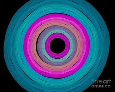 Science Fiction Royalty-Free and Rights-Managed Images - Circles by Raphael Terra