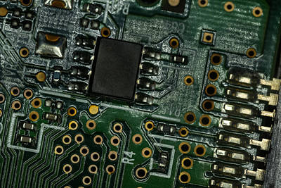 Integrated Photograph - Circuit by Jay Stockhaus