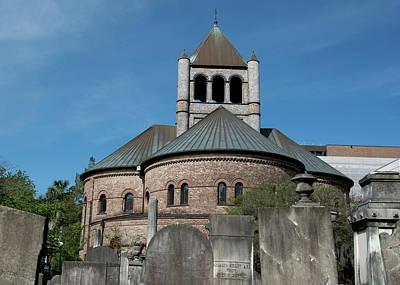 Photograph - Circular Congregational Church II by Ed Waldrop