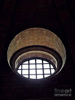Photograph - Circular Window by Sarah Loft