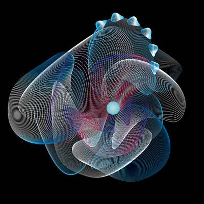 Digital Art - Circularium No. 2733 by Alan Bennington